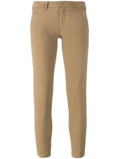 укороченные брюки Barba