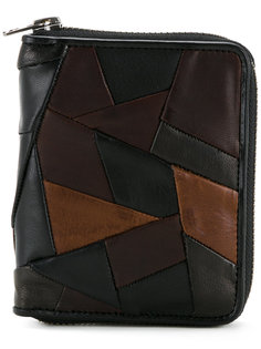Anrealage X Porter patchwork wallet  Anrealage