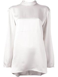 блузка с завязками сзади Céline