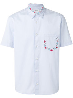 embroidered bunting shirt Jimi Roos