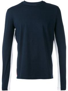 футболка с длинными рукавами Prada