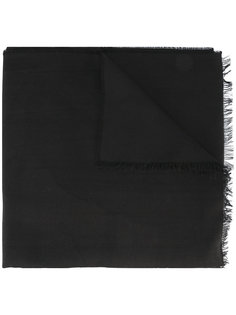 шарф с бахромой Valentino