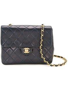 стеганая сумка с логотипом CC Chanel Vintage