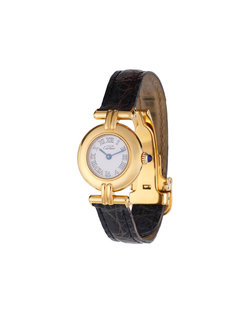 quartz bracelet wristwatch Cartier Vintage