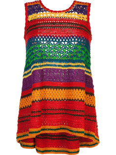 Tulum knitted top Spencer Vladimir