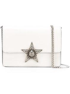 сумка через плечо со звездой Miu Miu