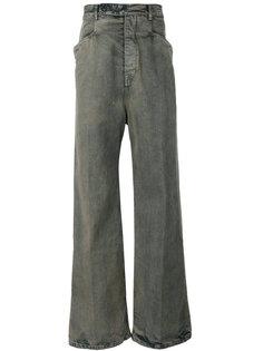 Mastodon Hustler jeans Rick Owens DRKSHDW