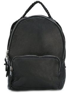 whipstitch detail backpack Giorgio Brato