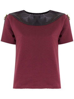 panelled top Andrea Bogosian