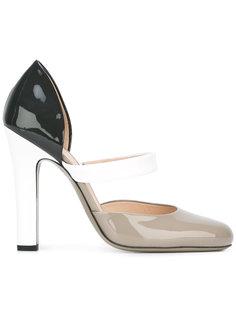 туфли-лодочки с ремешком Bottega Veneta