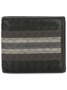 классический бумажник Bottega Veneta