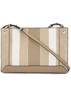 полосатая сумка через плечо Rag & Bone