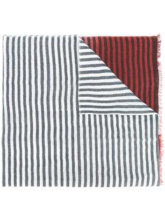 шарф в полоску омбре Sonia Rykiel