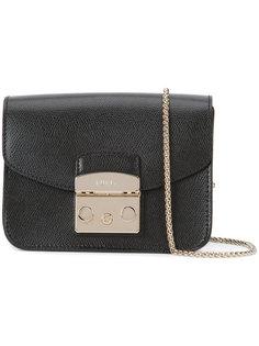 сумка через плечо на цепочке Furla