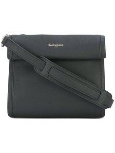 сумка через плечо с откидным клапаном Balenciaga