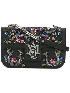 декорированная сумка-сэтчел  Insignia  Alexander McQueen