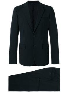 костюм с заостренными лацканами Prada