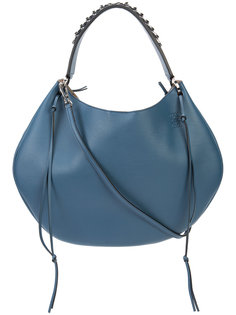 сумка-тоут с бахромой Loewe