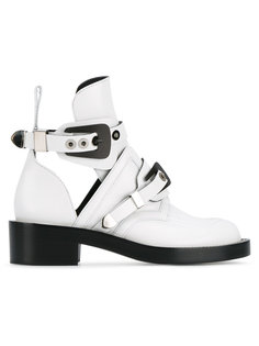 ботинки Apron Balenciaga
