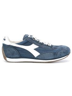 кроссовки с контрастными вставками Diadora
