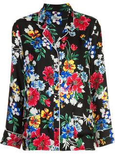 Floral-print pyjama shirt Piamita