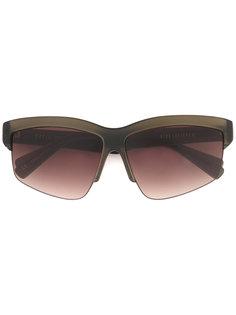 Matte sunglasses Dion Lee
