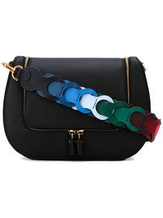 сумка-сэтчел Vere с контрастной лямкой Anya Hindmarch