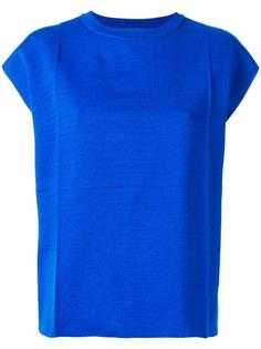блузка с короткими рукавами Balenciaga