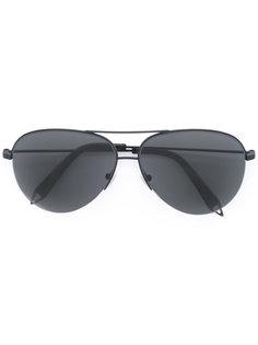 солнцезащитные очки с тонкой оправой Victoria Beckham