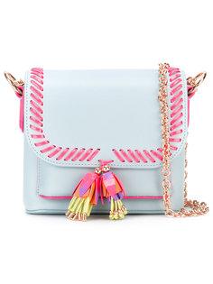 сумка через плечо с декоративной строчкой Sophia Webster