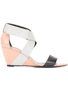 criss cross sandals  Pierre Hardy