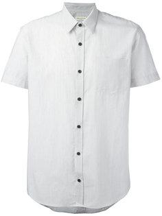 полосатая рубашка с короткими рукавами Dries Van Noten