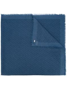 шарф с тканым узором Dior Homme