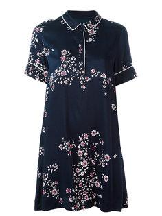 floral pyjama shirt dress Essentiel Antwerp