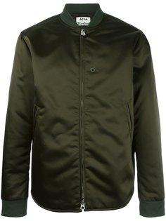 куртка бомбер Mylon  Acne Studios