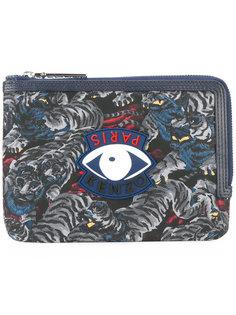 кошелек для монет Eye Kenzo