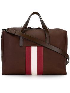 полосатая сумка-тоут Bally