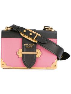 сумка через плечо Cahier City Prada