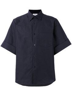 рубашка свободного кроя с нагрудным карманом Acne Studios
