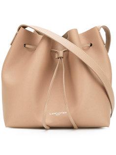 textured shoulder bag  Lancaster