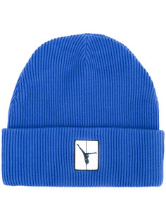 ribbed beanie hat Alexander Wang
