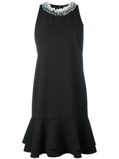 embellished collar dress Blugirl