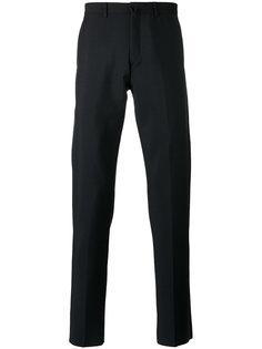 укороченные классические брюки Acne Studios