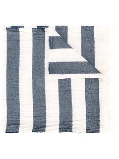 полосатый шарф Dondup