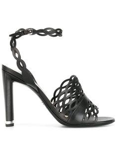 босоножки с ремешком вокруг щиколотки Dior