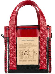 сумка-тоут Scaffold Balenciaga