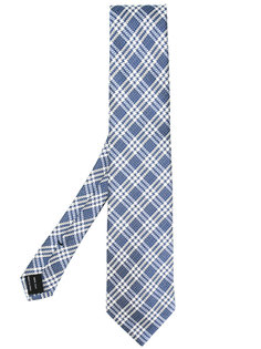 галстук в клетку Tom Ford