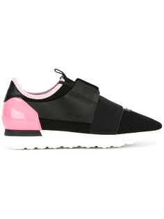 paneled trainers  Balenciaga
