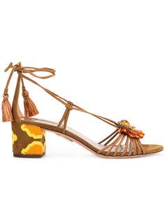 Samba sandals Aquazzura