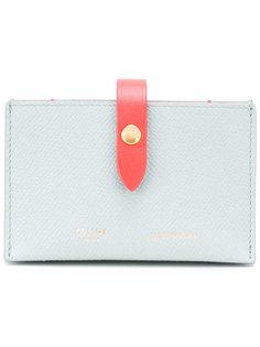 кошелек с застежкой на кнопку Céline
